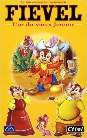 Les Nouvelles aventures de Fievel, L'or du vieux Jeremy