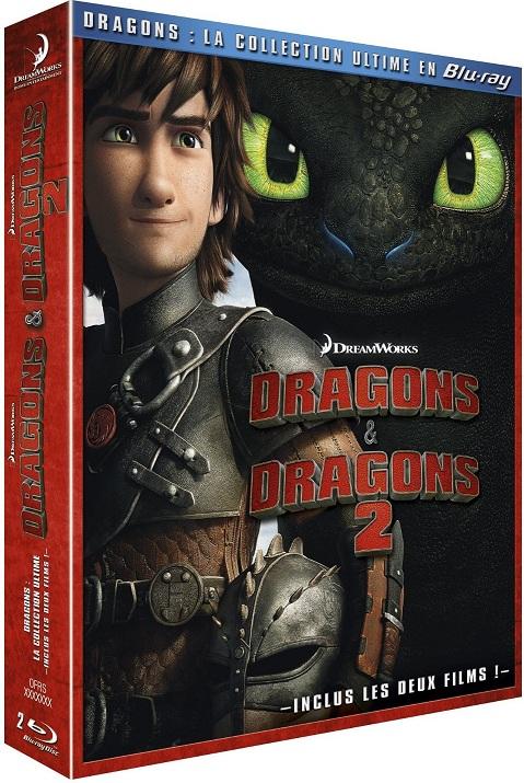 Dragons 1 et 2