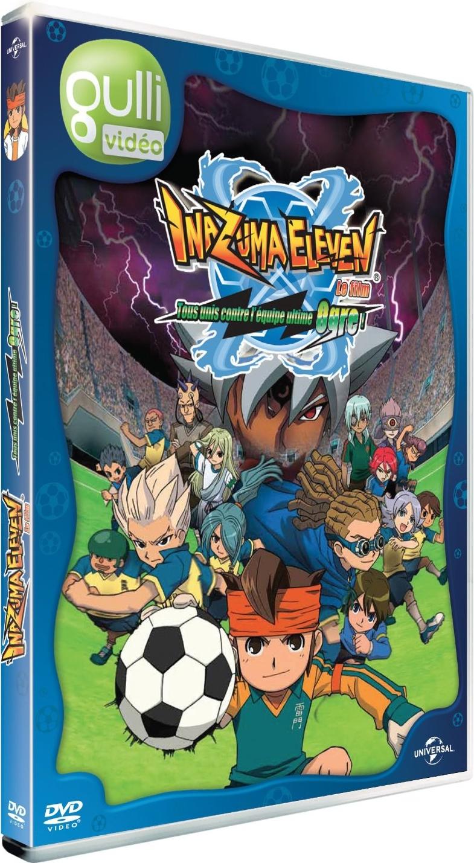 Inazuma Eleven - Tous unis contre l'équipe ultime Ogre