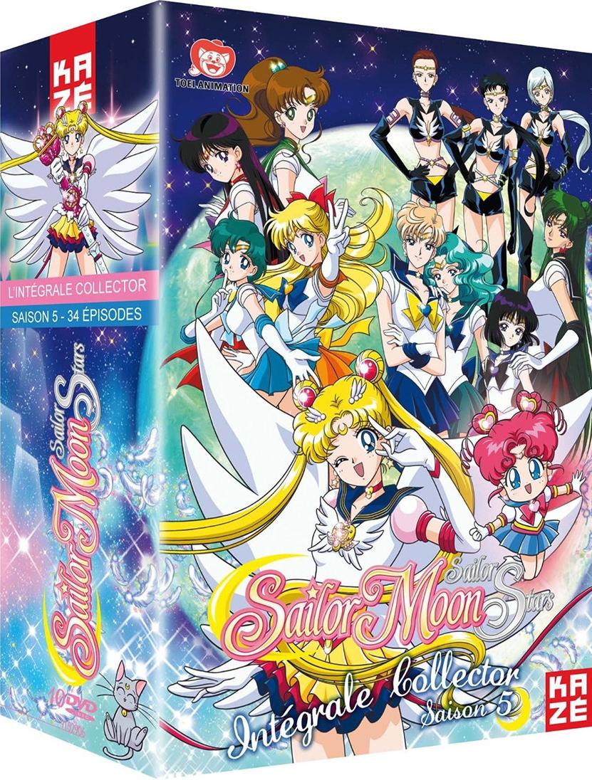 Sailor Moon Sailorstars