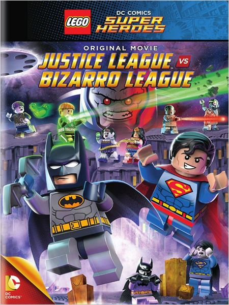 LEGO DC Comics Super Héros : La Ligue des Justiciers vs. la Ligue Bizarro