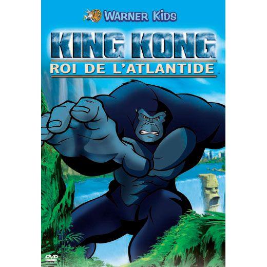 King Kong roi de l'atlantide