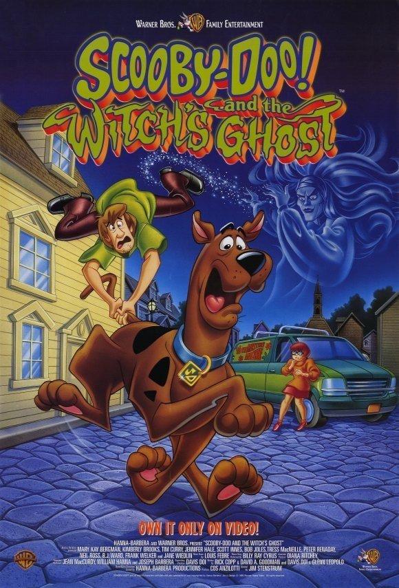 Scooby-Doo et le Fantôme de la sorcière