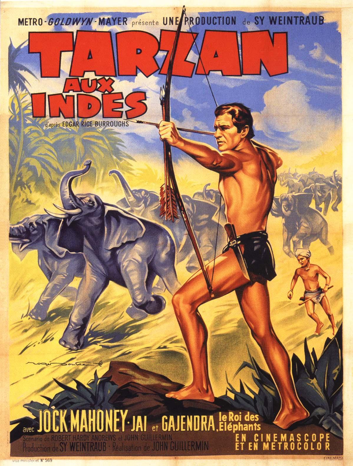 Tarzan aux Indes