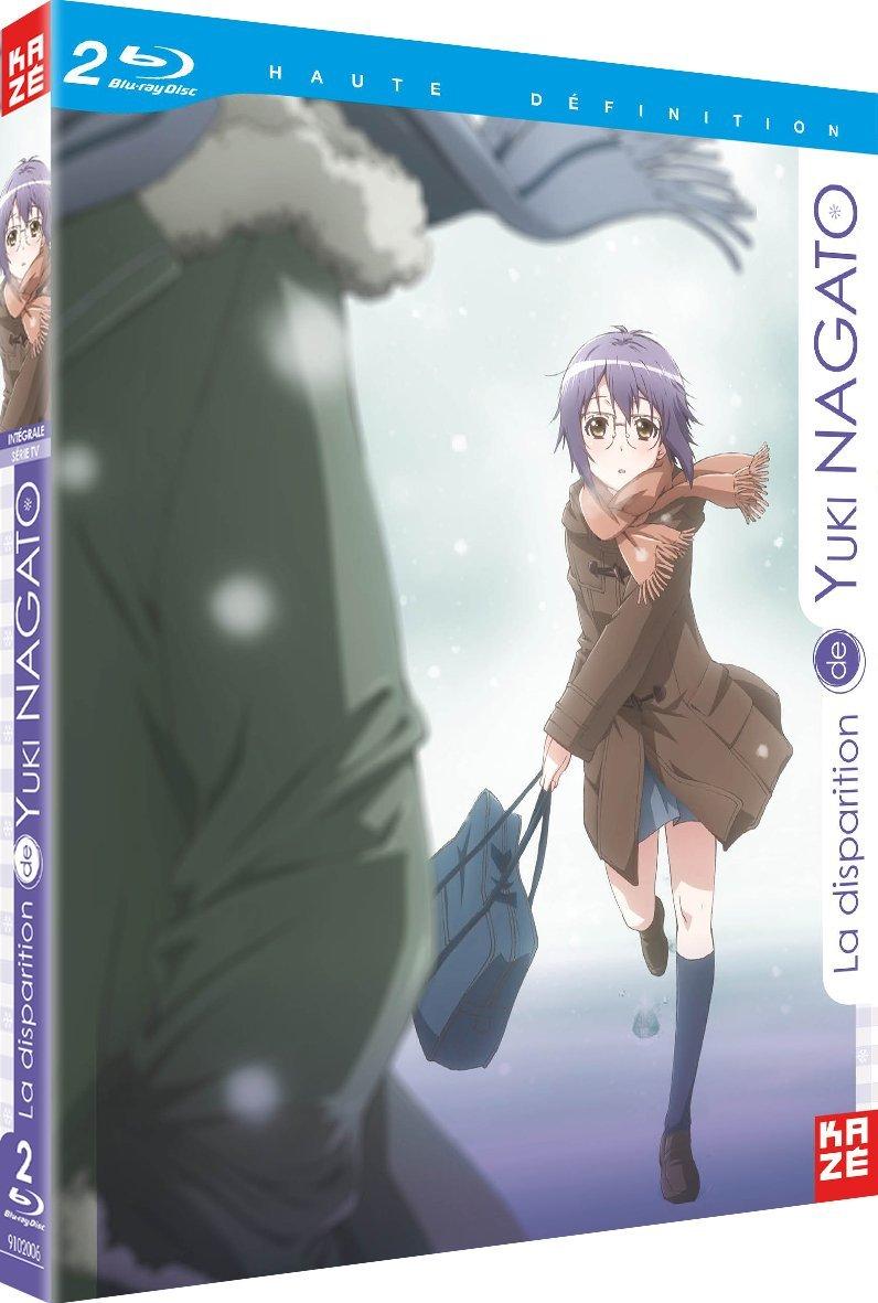 La disparition de Nagato Yuki