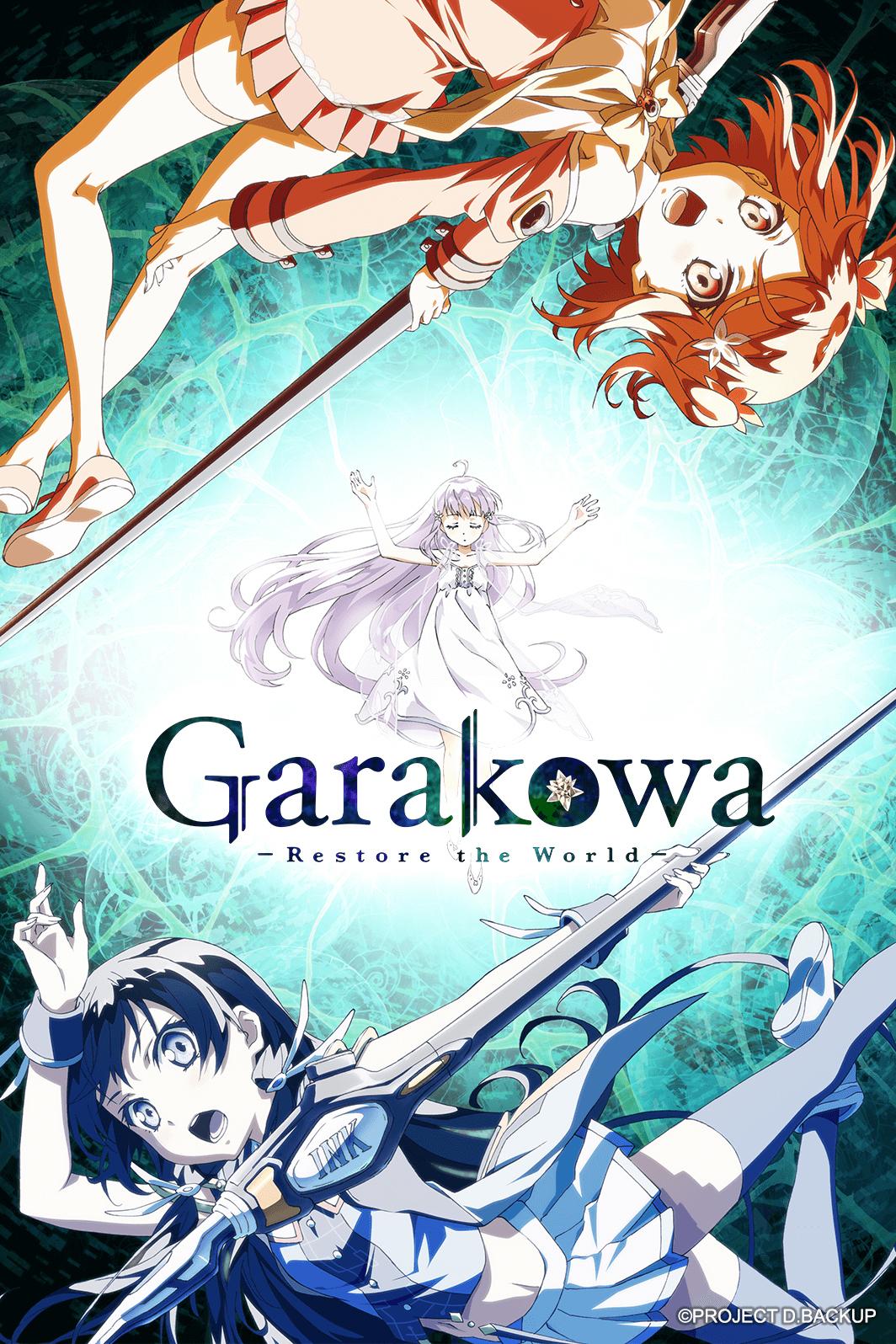 Garakowa -Restore the World-
