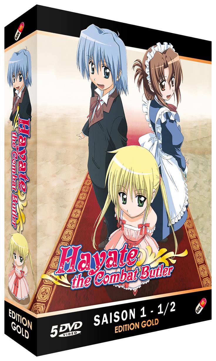 Hayate The Combat Butler - Saison 1