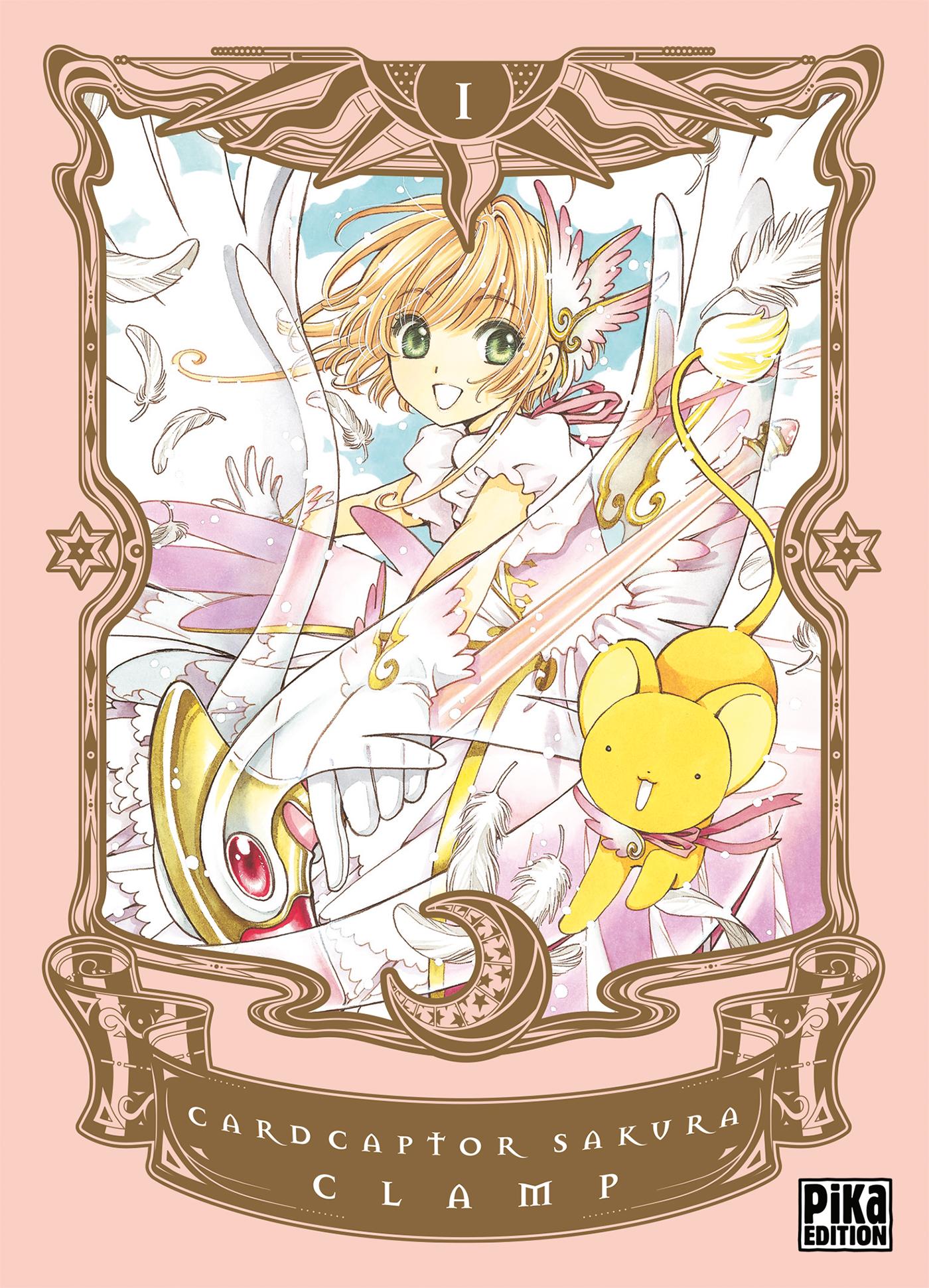 Card Captor Sakura Manga