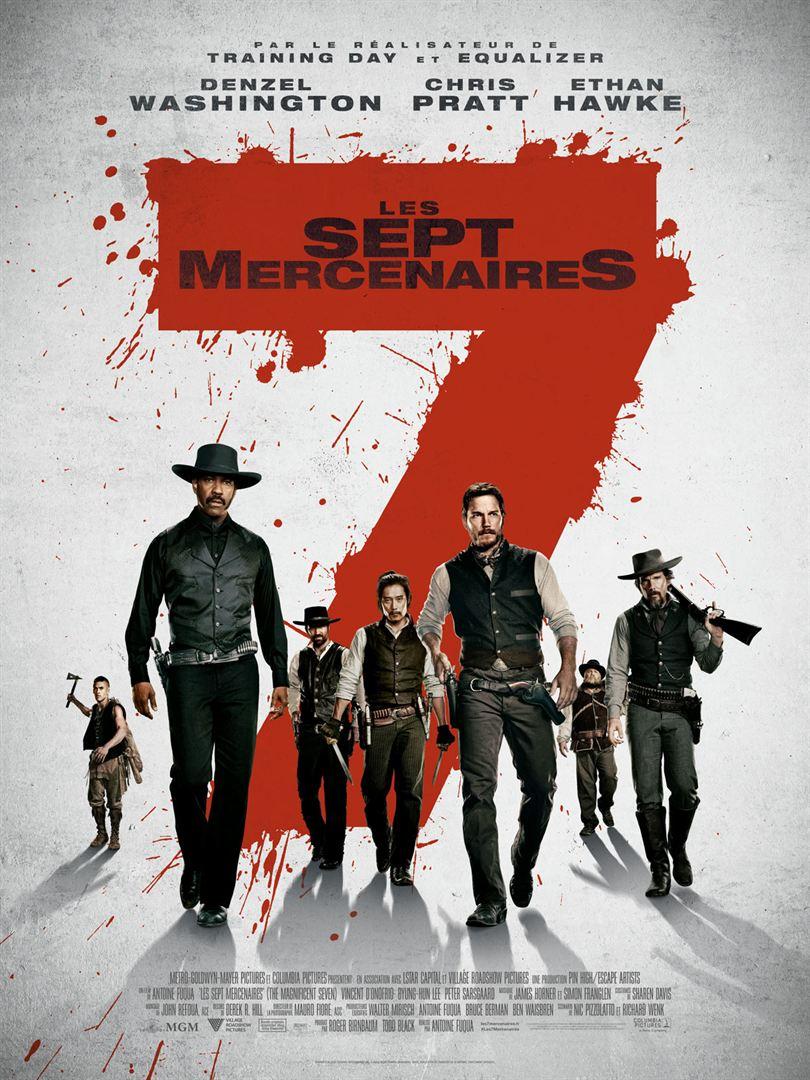 Les Sept Mercenaires (2016)