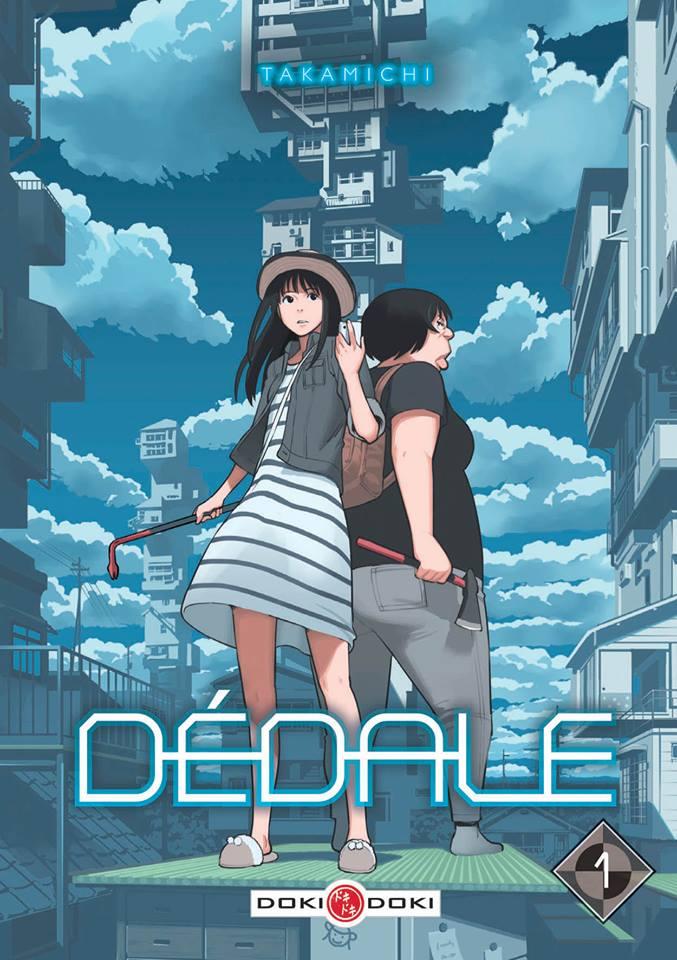 Dédale Manga