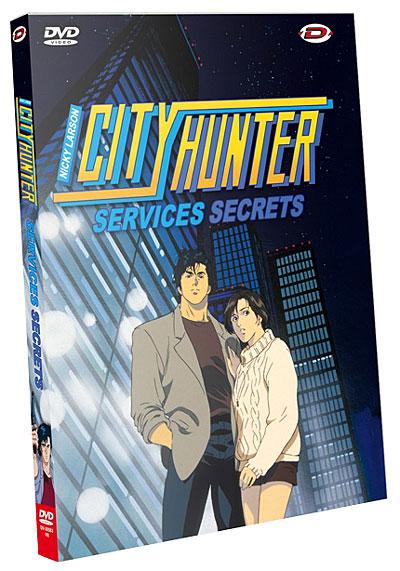 City Hunter - Nicky Larson - Services Secrets TV Special