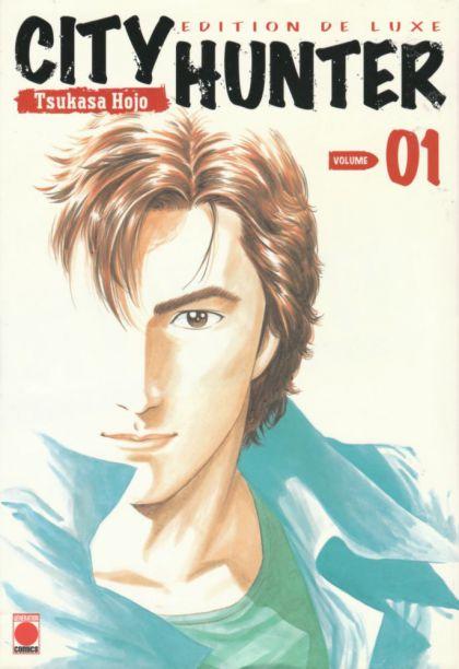 City Hunter Manga