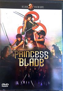 The Princess Blade
