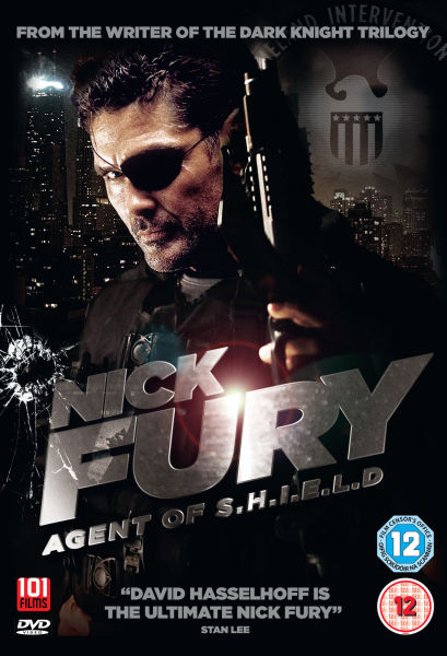 Nick Fury : Agent of S.H.I.E.LD