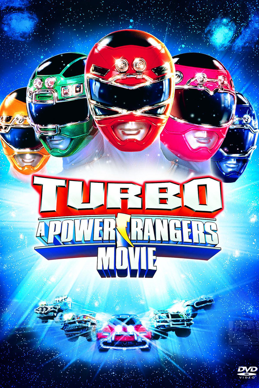 Turbo Power Rangers : Le film