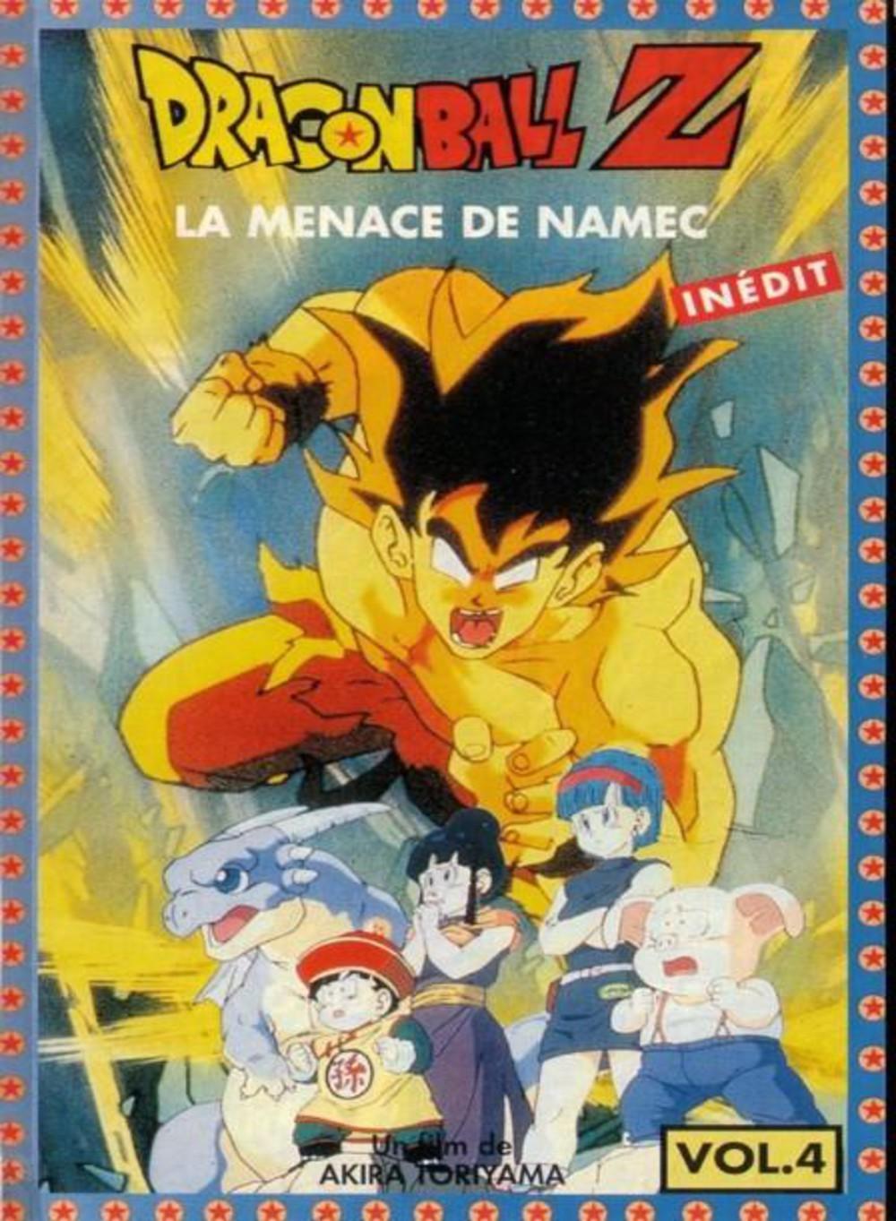 Dragon Ball Z - Film 4 - La menace de Namek