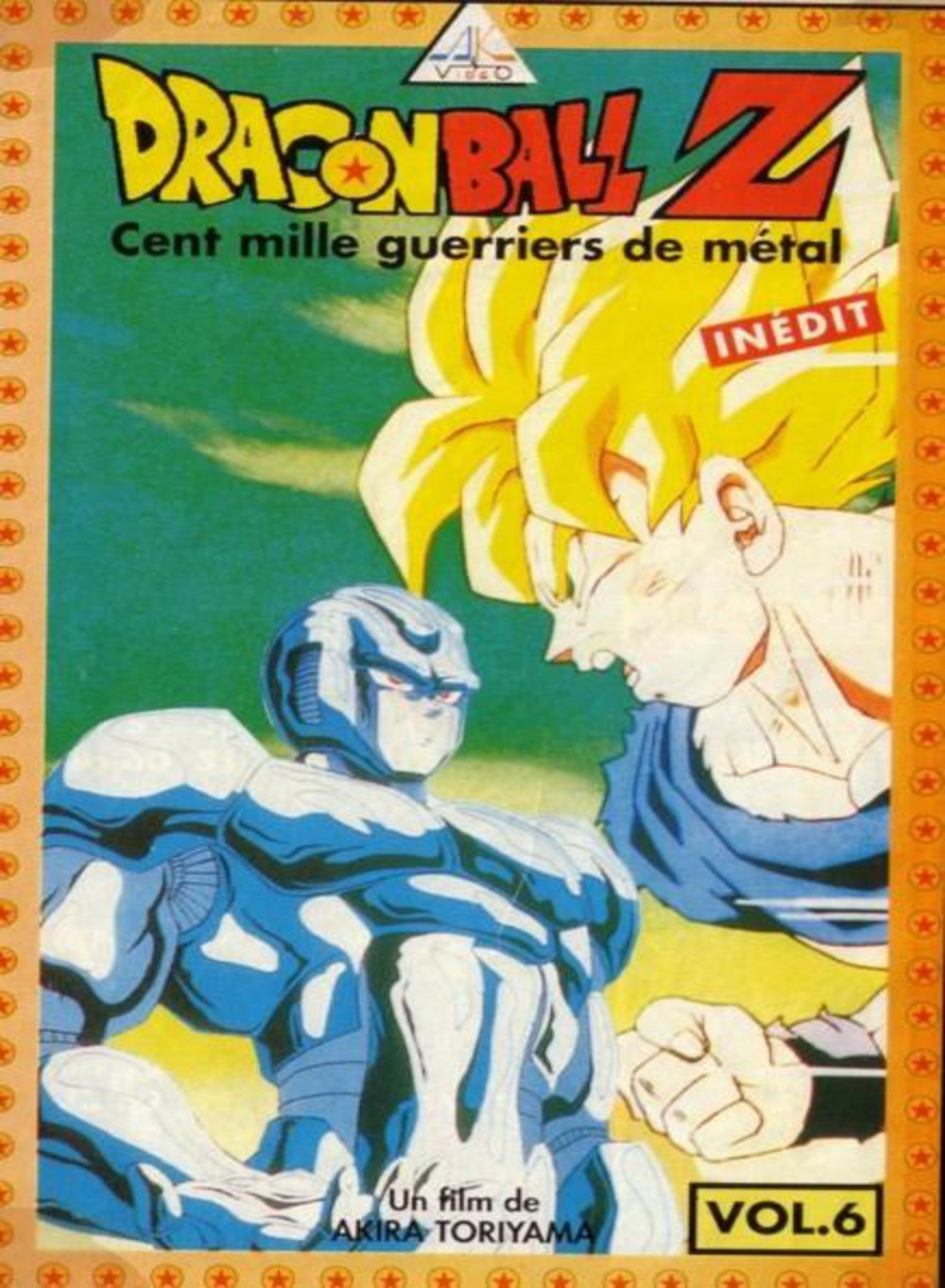Dragon Ball Z - Film 6 - 100.000 guerriers de métal Film