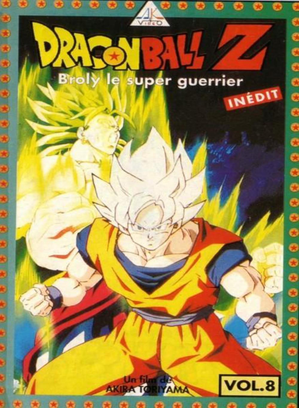 Dragon Ball Z - Film 8 - Broly, le super guerrier