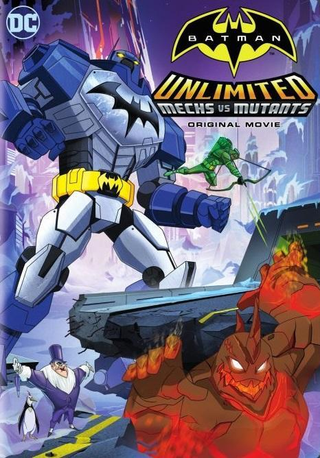 Batman Unlimited : Machines vs Mutants