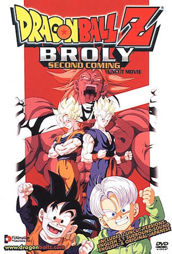 Dragon Ball Z - Film 10 - Le retour de Broly