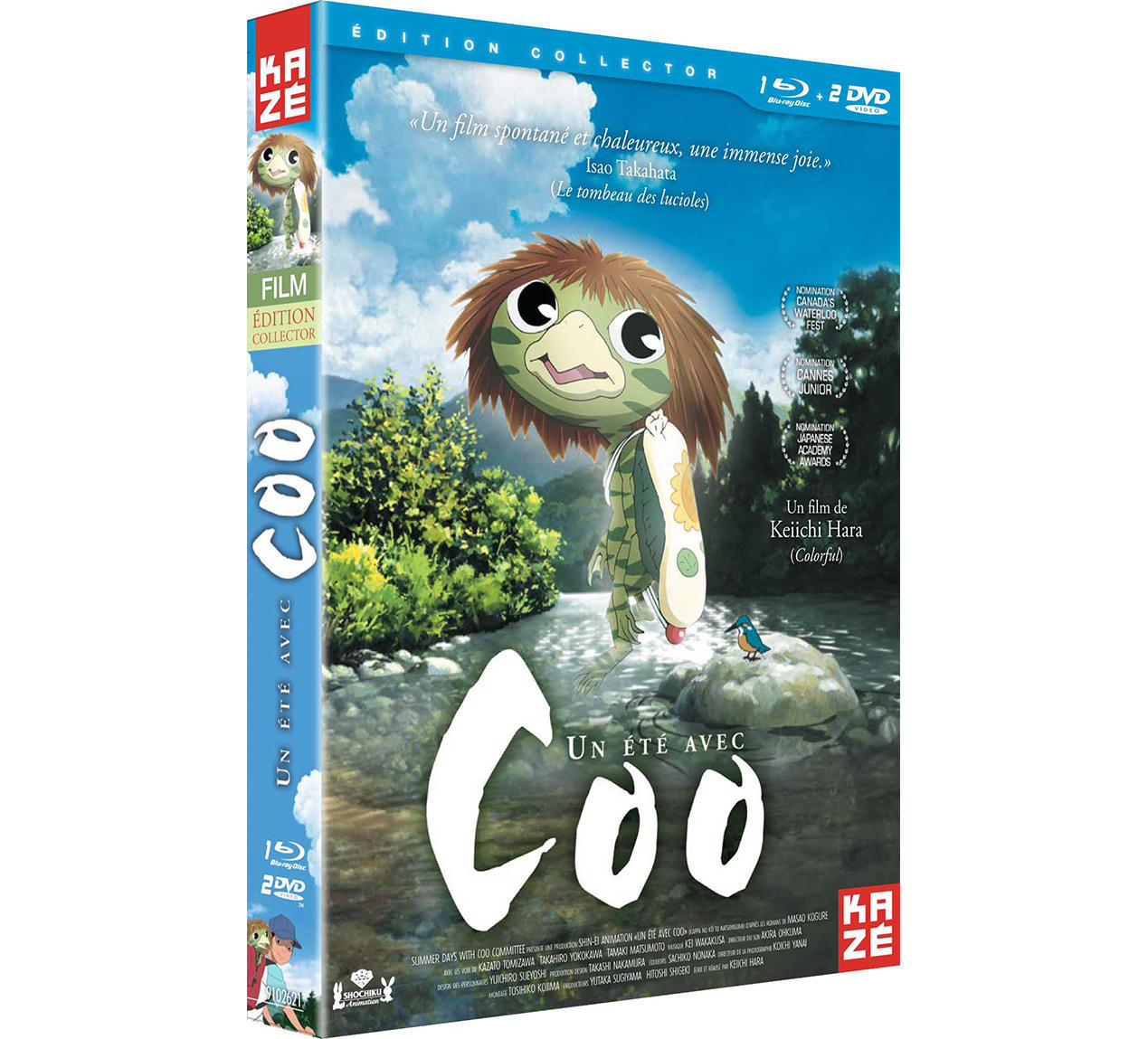 Un été avec Coo