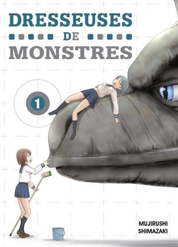 Dresseuses de monstres Manga