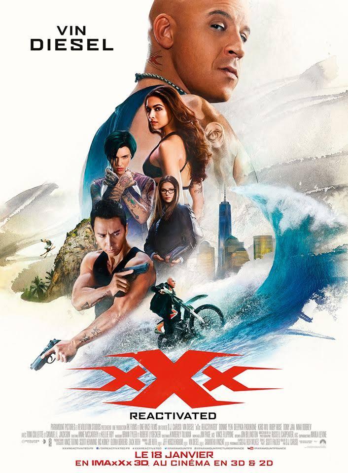 XXx reactivated