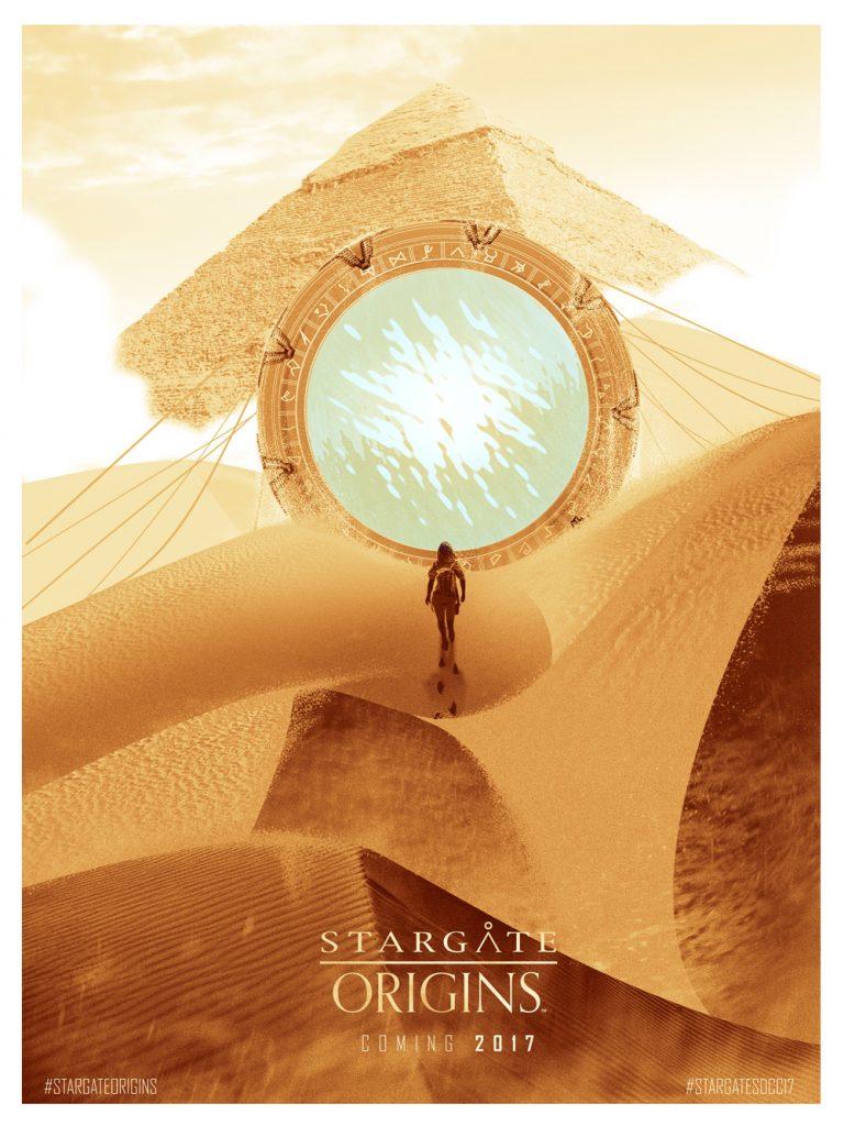 Stargate Origins