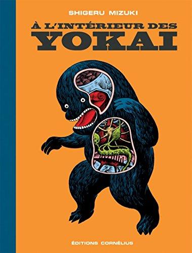 A l'intérieur des yokaï Guide