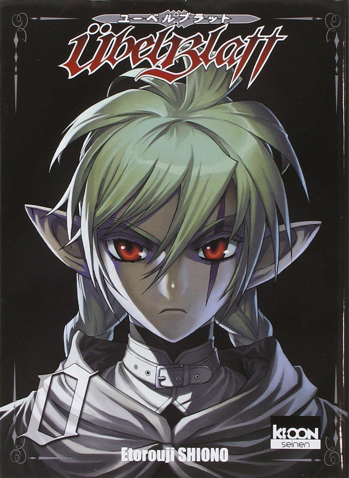 Ubel Blatt Manga
