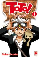 Toto, The Wonderful Adventure Manga