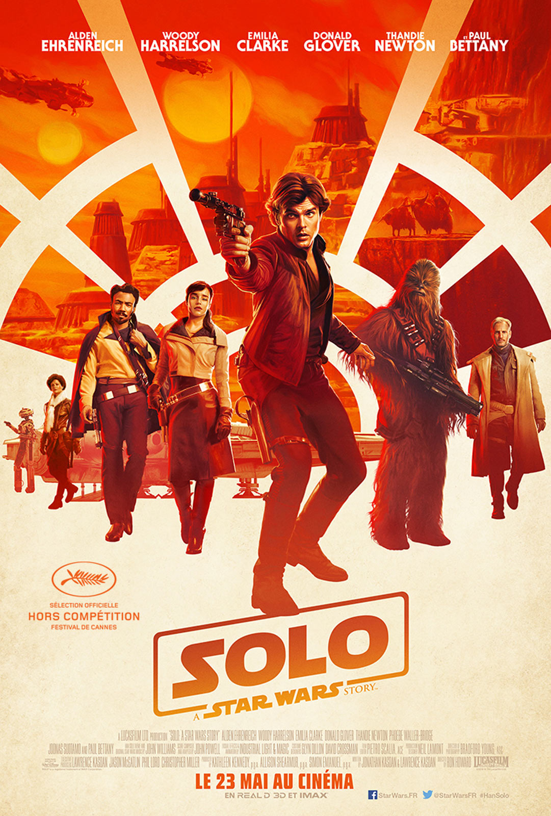 Solo : a star wars story