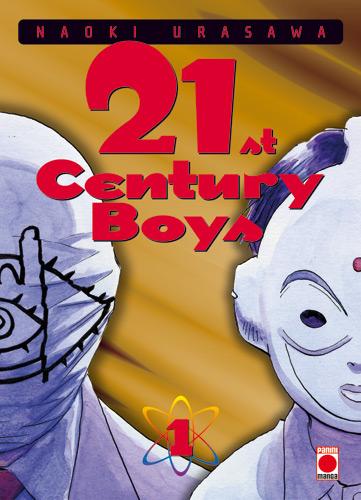 21st Century Boys Manga