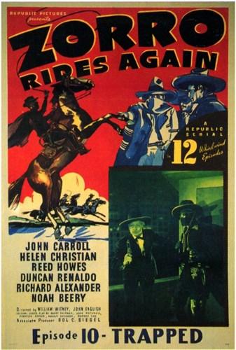 Le Retour de Zorro