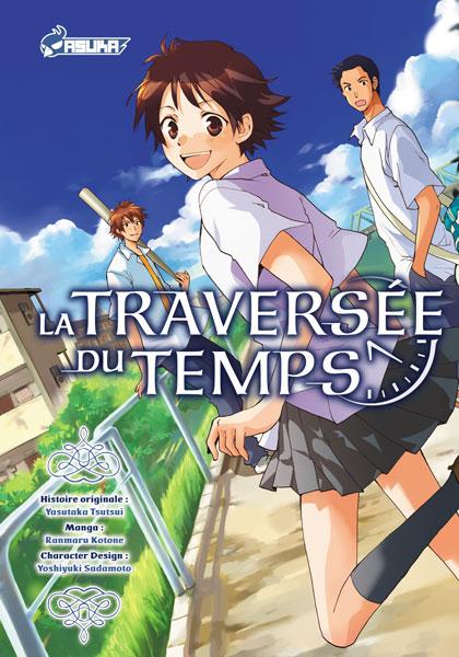 La Traversée du Temps Manga