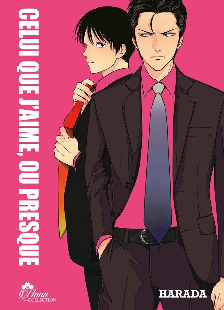 Celui que j'aime ou presque Manga