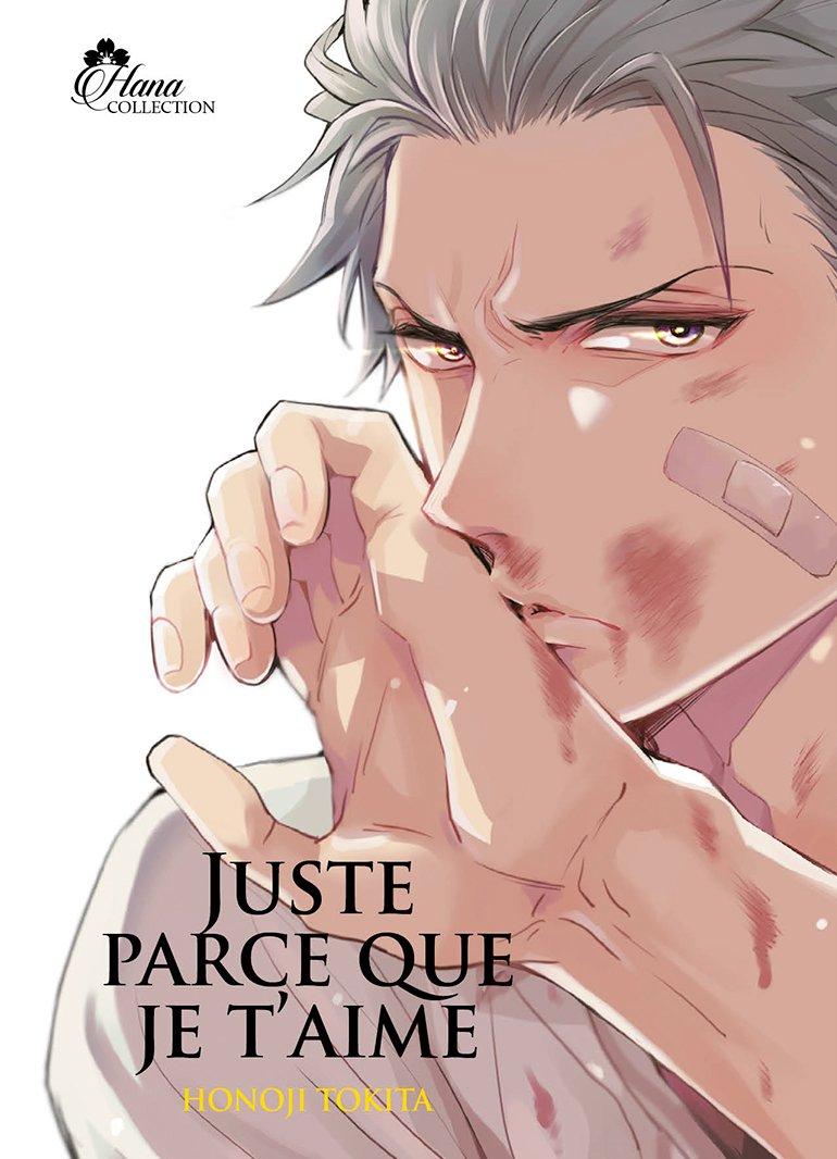 Juste parce que je t'aime Manga