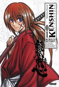 Kenshin le Vagabond Manga