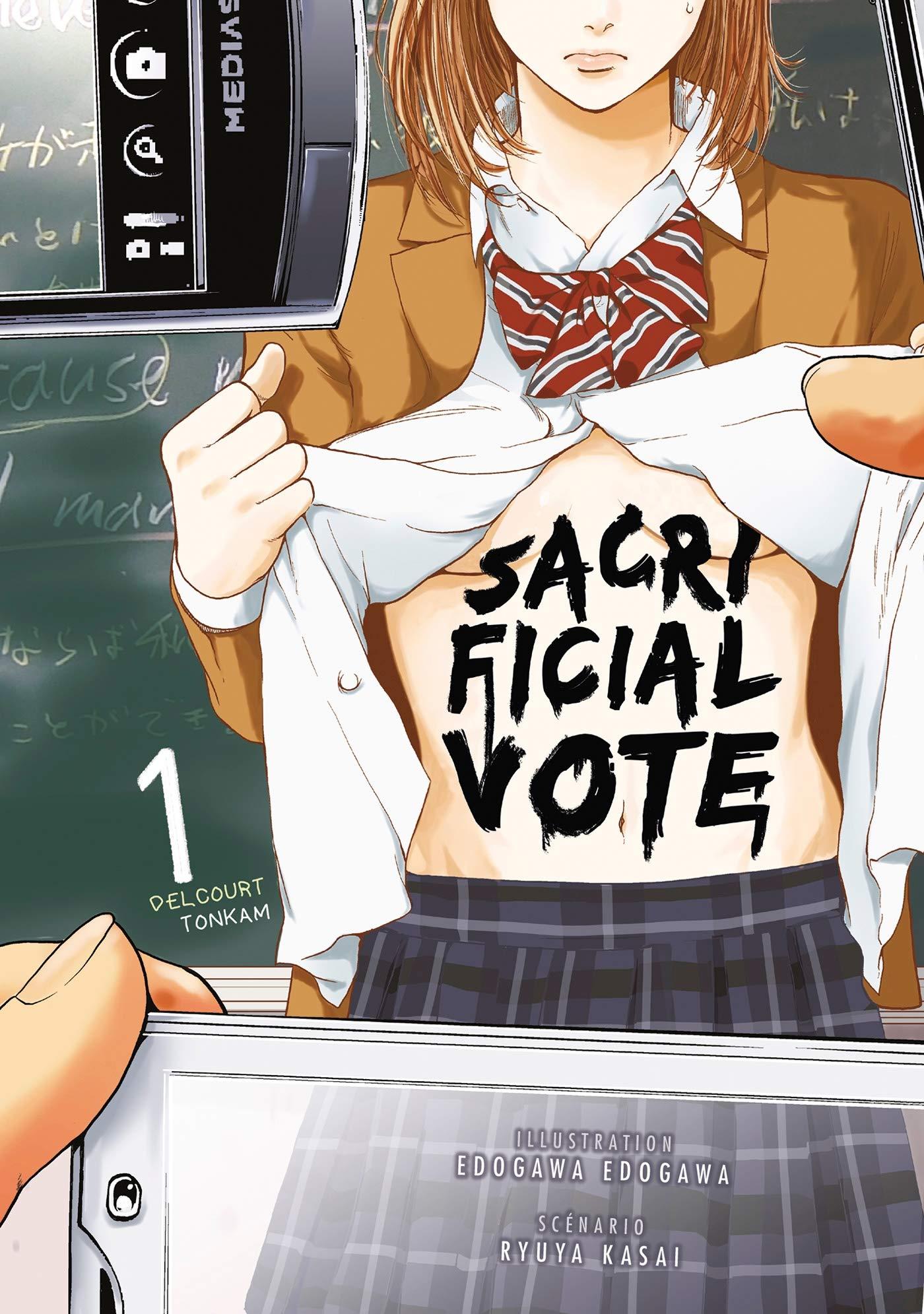 Sacrificial vote Manga