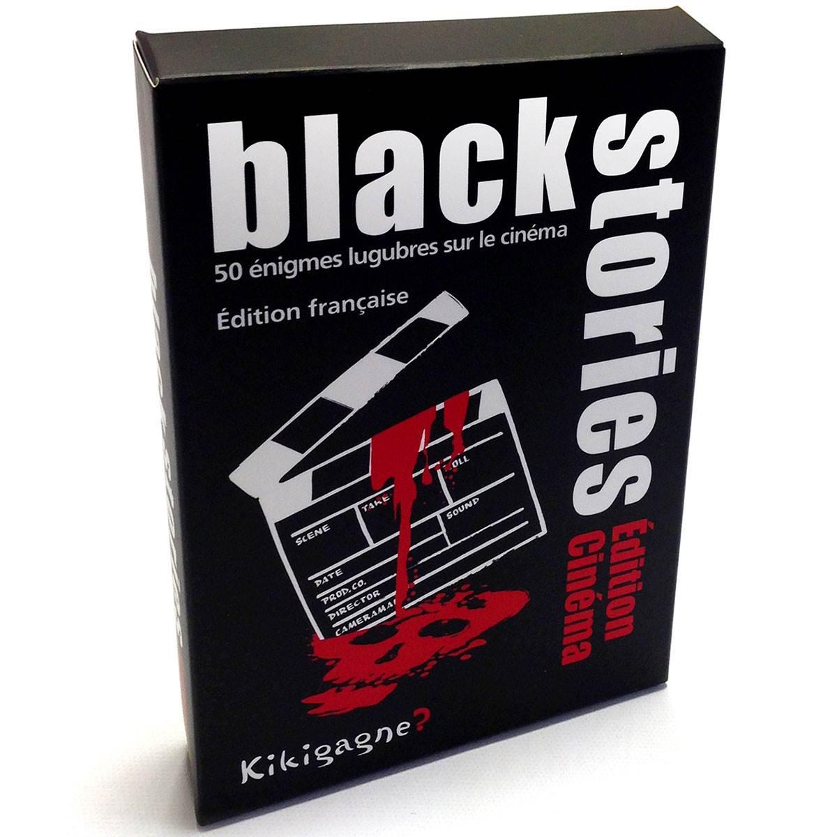 Black Stories : cinéma