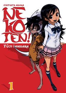 Nekoten Manga