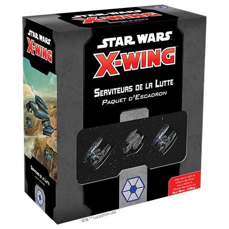 Star Wars X-Wing : Serviteurs de la Lutte