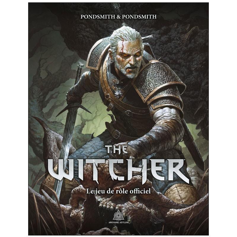 The Witcher - Le jeu de rôle officiel