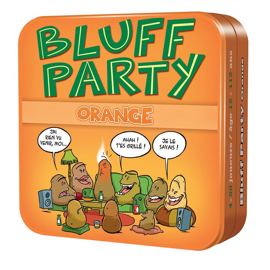 Bluff Party (orange)