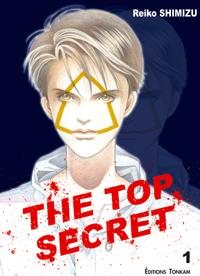 The Top Secret Manga