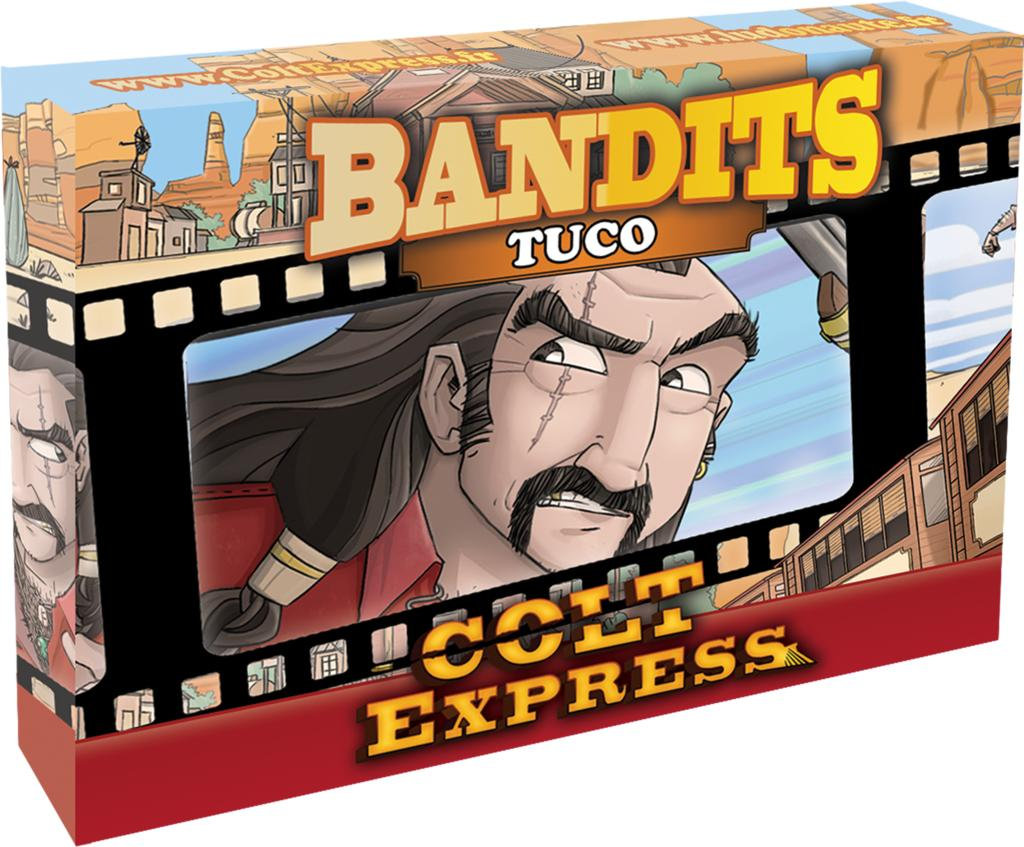 Colt Express Bandits : Tuco