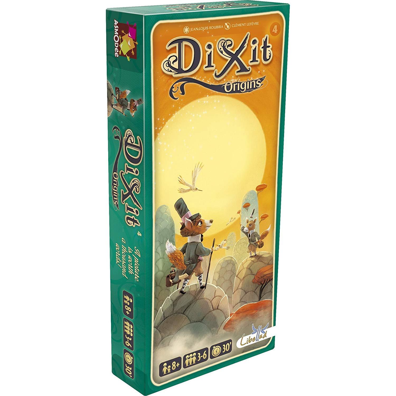 Dixit 4 : Origins
