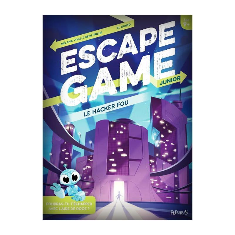 Escape Kids 1 : Le Hacker fou