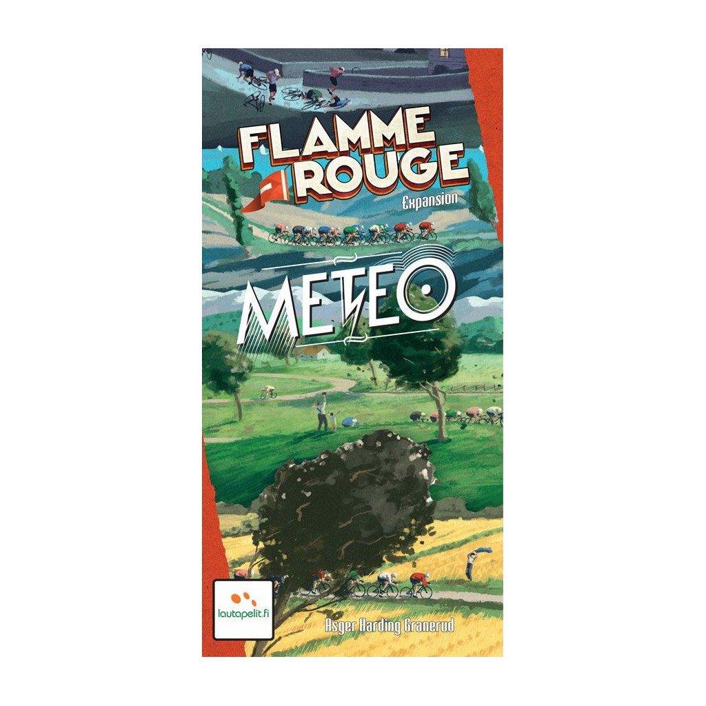 Flamme Rouge : Météo