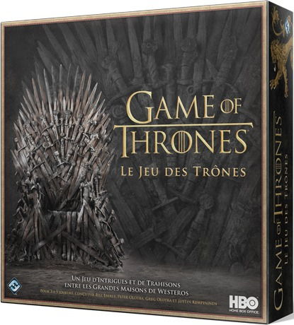 Game of Thrones : Le Jeu des trônes